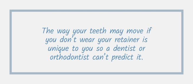 Why Does My Retainer Hurt When I Put it In? | River Run Dental