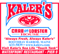 Kalers Crab and Lobster Boothbay Harbor