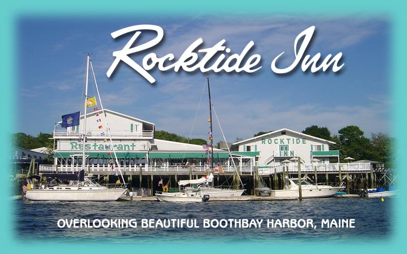 The Rocktide Inn Boothbay Harbor