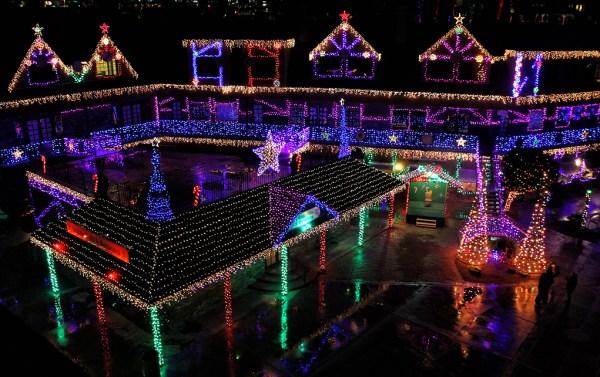 christmas lights london 2019 # 94