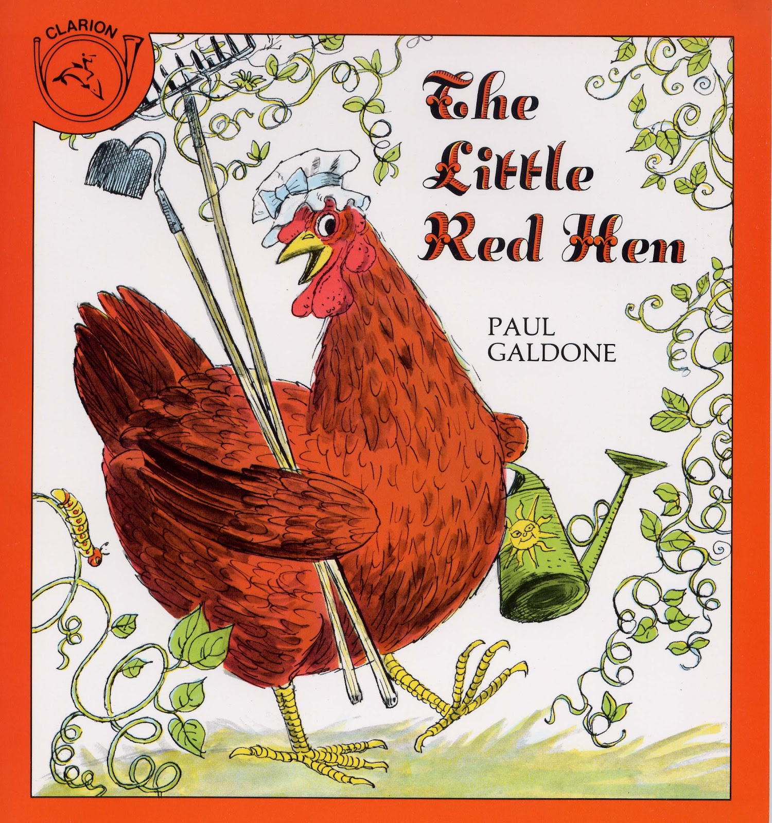 Cooperation Using The Little Red Hen