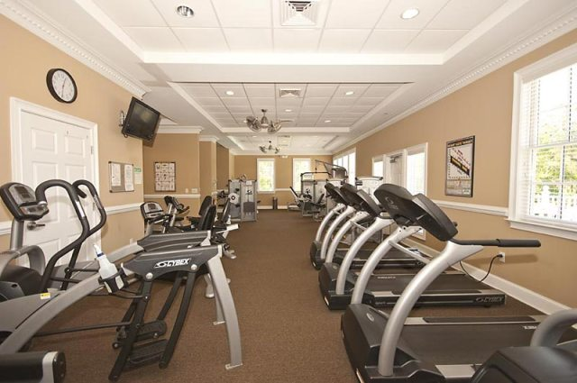 River's Edge Plantation Fitness Room