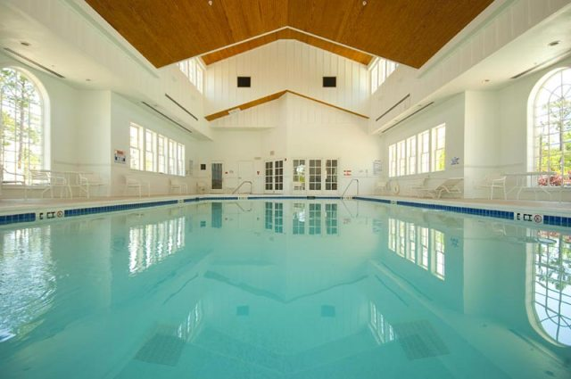 River's Edge Plantation Indoor Pool