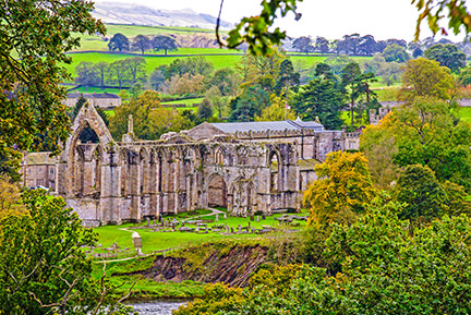 Riverside Bolton Abbey