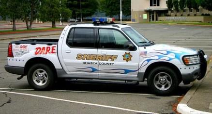 Shasta County Sheriff DARE
