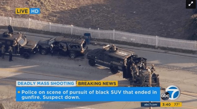 Screen Shot From ABC7 News