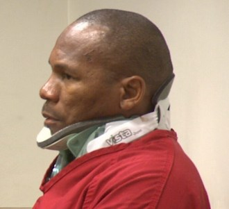 Marcus Green was arraigned in court and faces 11 felony charges, after last Sunday's fatal accident on Hwy 74 that killed Green's 5-month-old daughter, Armani.