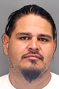 Gilbert Hernandez was arrested after he was stabbed while assaulting another man.
