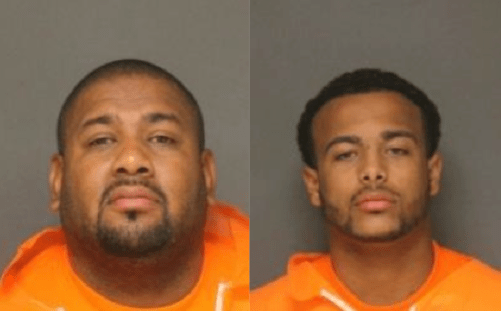 Zachary Simmons, 20, of Moreno Valley, and Andre Evans, 39, of Hesperia were arrested after the deadly shooting. They were later released, pending further investigation.
