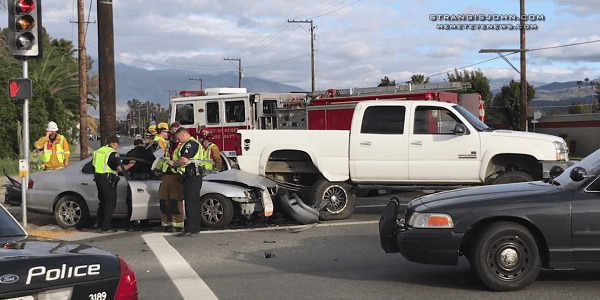 HEMET: Driver critically injured in accident