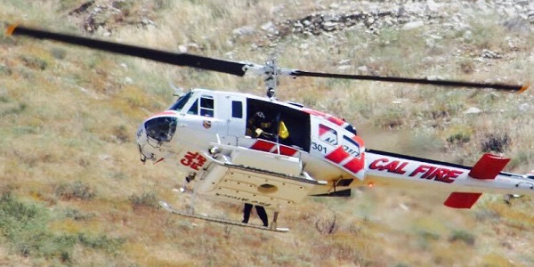"SAN JACINTO: ""Seriously injured"" hang glider rescued after mountainside crash"