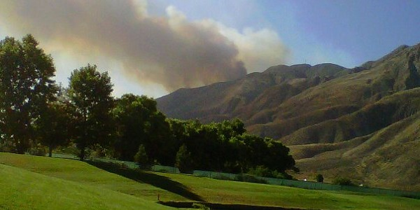 UPDATED: BEAUMONT: Lamb Canyon blaze now 120 acres, 50% contained