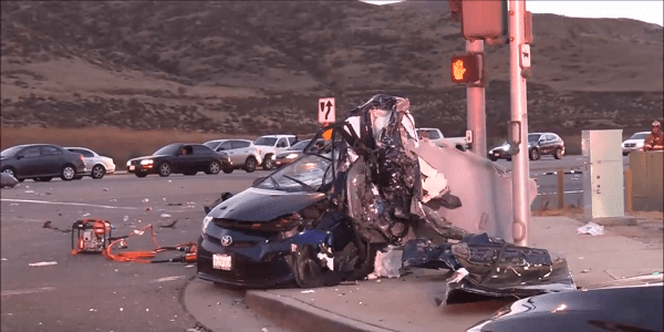 UPDATE #3: HEMET: DUI suspected in Domenigoni Pkwy crash that killed Menifee man