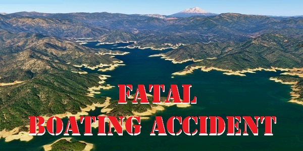 UPDATED: Officials ID body of man found floating in Shasta Lake