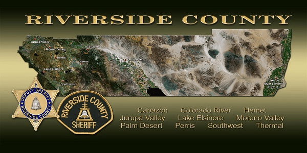 County-wide Riverside Sheriff's incidents, arrests and announcements: Dec. 4-10