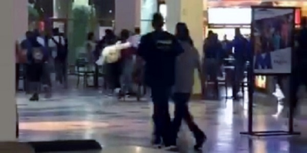 MORENO VALLEY: Large brawl, reports of gunfire at mall brings deputies, rattles nerves