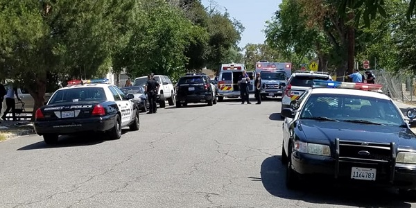 HEMET: 3 hospitalized, 1 airlifted, after drive-by shooting