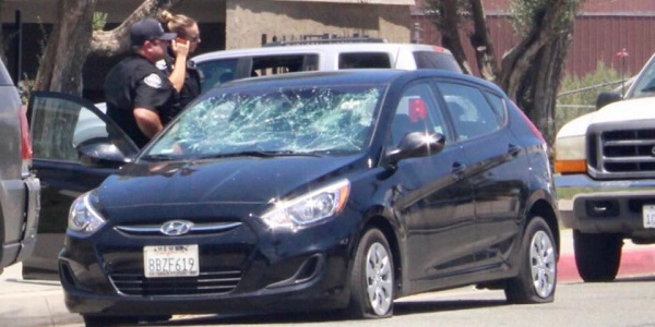 "HEMET: ""Lover's quarrel"" leaves car heavily vandalized"