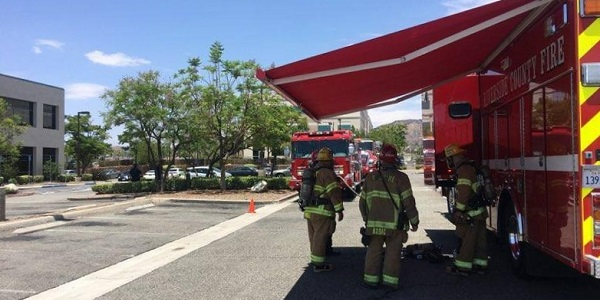 Six hospitalized, building evacuated, during HazMat crisis at Wildomar Kaiser Permanente