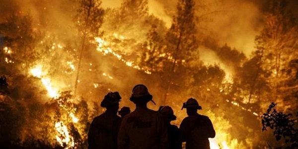 "Citing ""extreme wildfire conditions,"" SPI closes all public access to its CA forest lands"