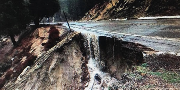 Multiple mud slides force SR-74 closure