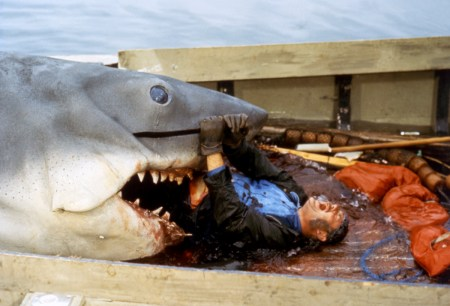 JAWS 1975 DIRECTED BY STEVEN SPIELBERG