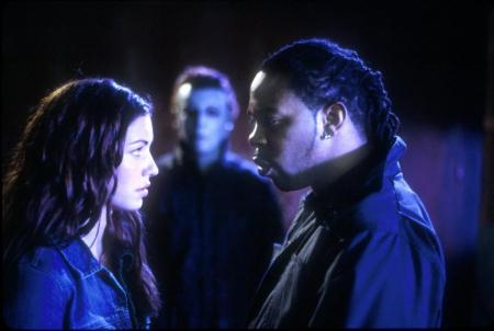 Freddie Harris (Busta Rhymes) from Halloween Resurrection