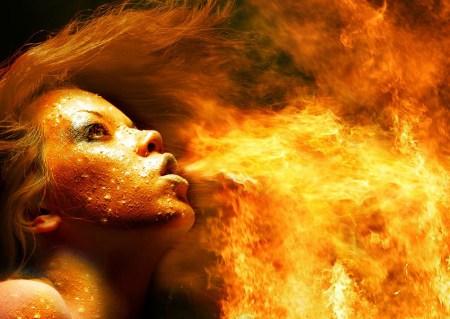 Flames-Fire
