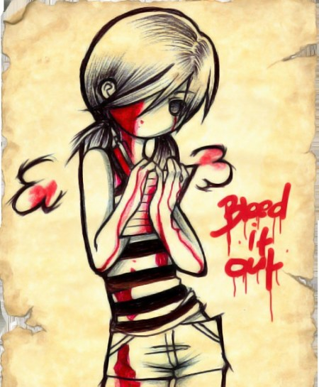 Bleed it out