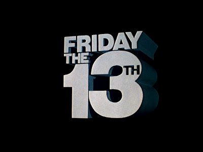friday the 13th logo