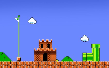 mario-one-gameplay-arcade-classic-game