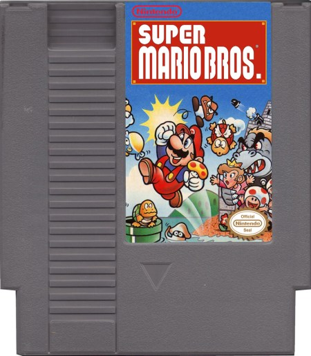 NES-Cartuccia-Super-Mario-Bros