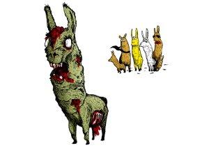 awesome_zombie_llama_by_mirukinousagi-d5wa97b
