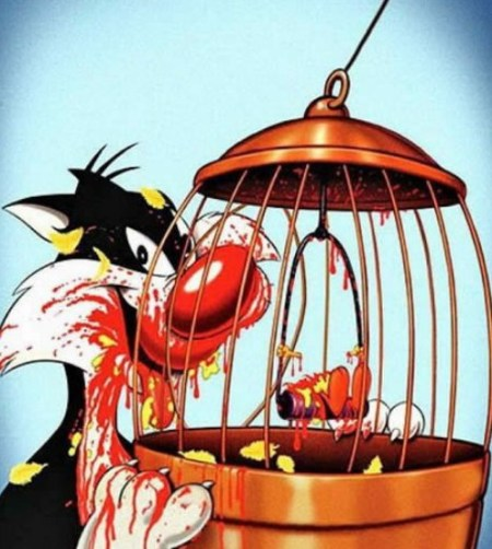 hot_weird_funny_amazing_cool6_james-caughty-looney-toons-killed-3_200907272139598828
