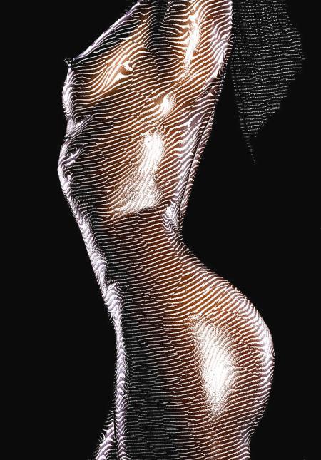 zebra-woman-philip-gresham