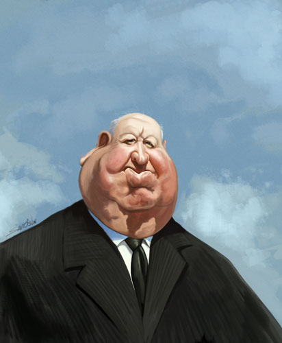 24-alfred-hitchcock-caricature