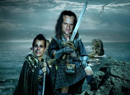 Adrian-Paul-and-Christopher-Lambert-Scottish-Highlanders--95355
