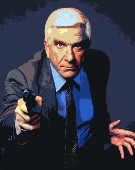 Frank Drebin Naked Gun