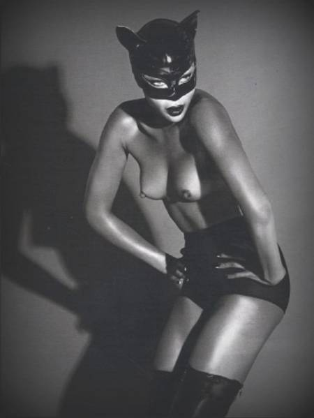 Sexy-Topless-Masked-Catwoman