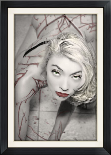 Pin-up Girl of The New Age by Death Maiden
