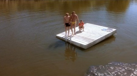 Creepshow 2 - The Raft BC