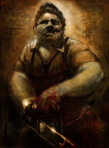leatherface_by_dhayman85