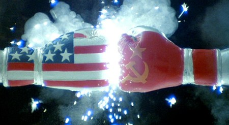 ROCKY-IV-soviet glove meets usa glove