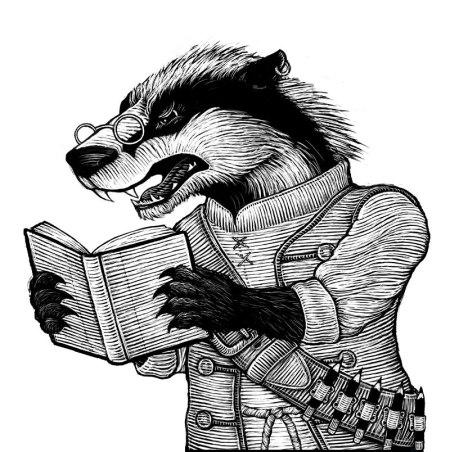 badger-book