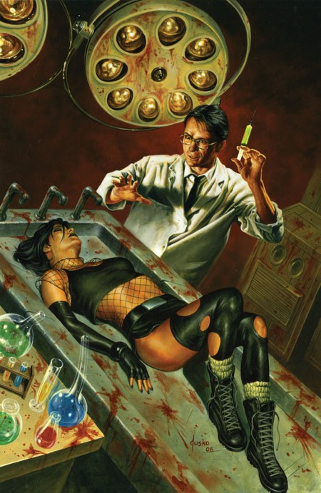 Hack_Slash_vs__ReAnimator_by_JoeJusko