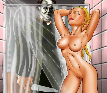 The_Shape_in_the_Shower_by_TonyForever