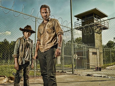 the_walking_dead__rick_and_carl__hdr_re_edit_by_nerdboy69-d5glgcm