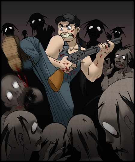 Zombie_stomping_by_humon