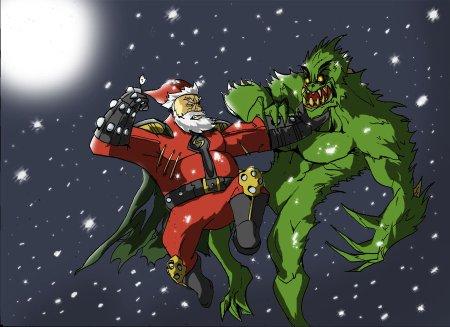 super_santa_vs_the_grinch_by_sabrerine911-d5nf7yz