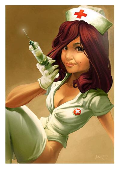 foxy_nurse_commis_by_markovah-d4ddd7b
